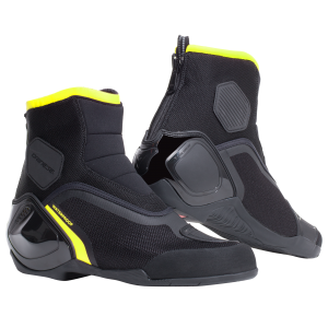 Dinamica D-WP Black:FluoYellow