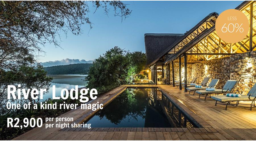 Hugely Discounted Specials at River Lodge