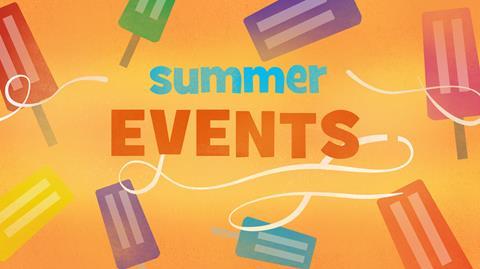 Kids Summer Events