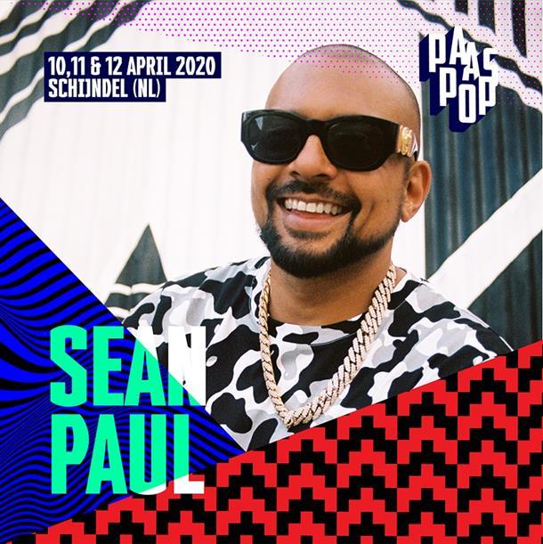 Paaspop 2019 poster