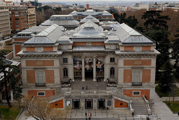 The Spanish government has finally approved funds for the Prado's expansion   A Danish museum and artist are fighting over two blank canvases   and the New Museum has created a $400,000 sculpture prize for women
