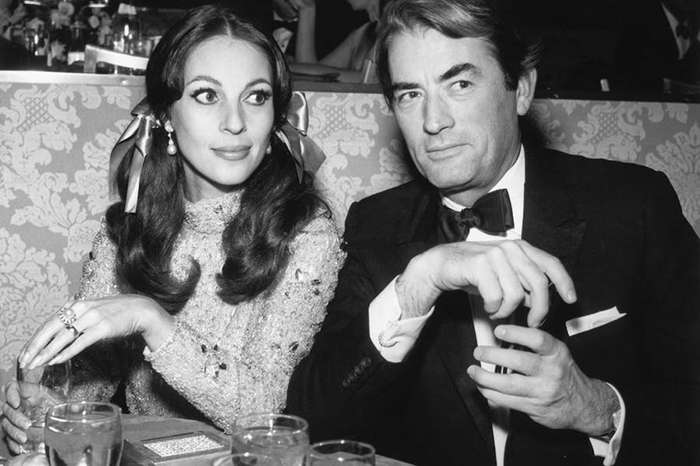 The Fashion and Influence of Véronique and Gregory Peck