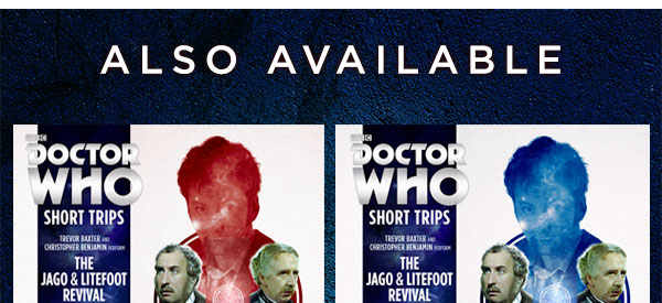 Jago & Litefoot Series 13 – Out Now!