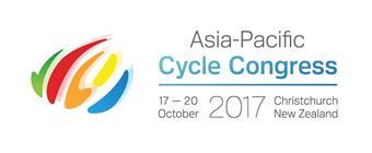 Asia-Pacific Cycle Congress logo.