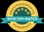 The GreatNonprofits seal is the second most trusted rating seal, after the Better Business Bureau*