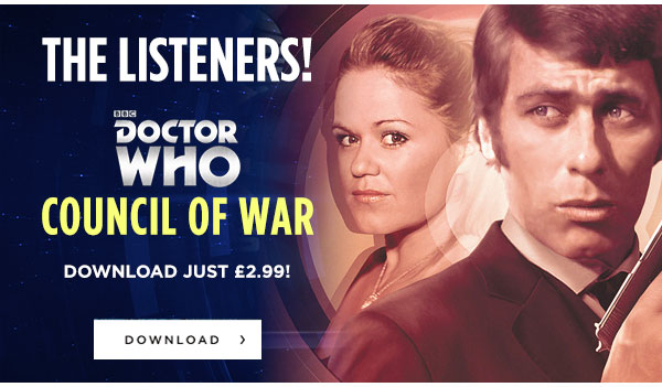 Coming in May from Big Finish