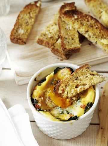 Egg recipe two
