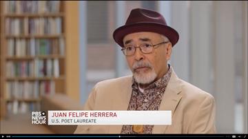 PBS Newshour: Juan Felipe Herrera