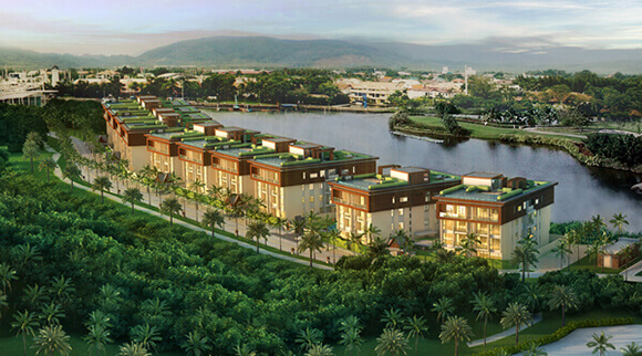 La Reserrve Condominiums at The Royal Phuket Marina
